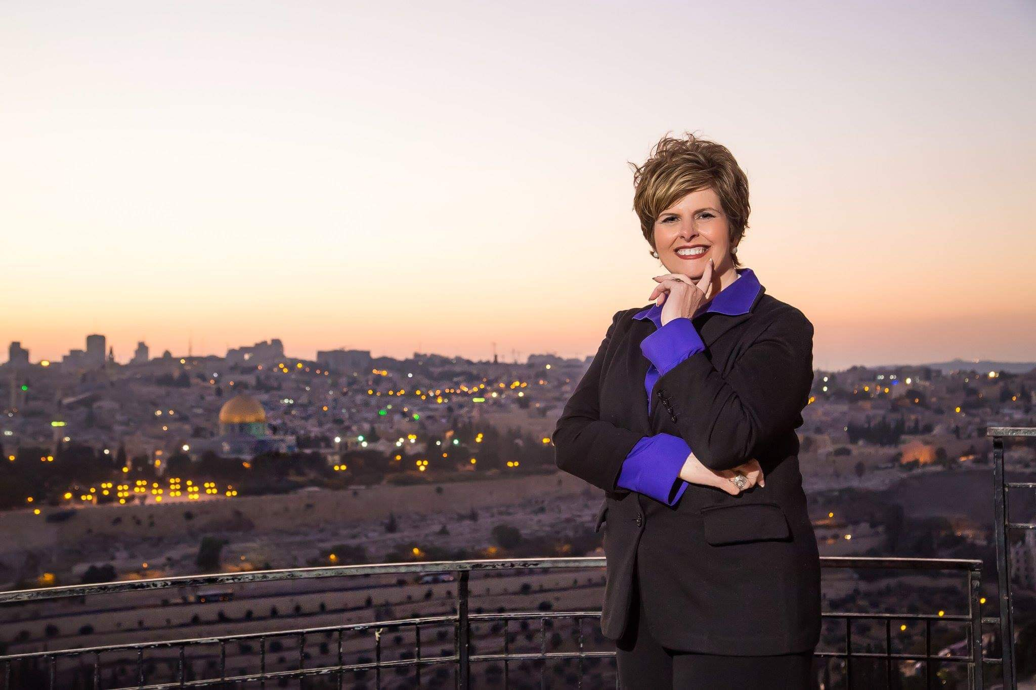 Israel Through the Eyes of the Modern Day Prophet with Cindy Jacobs